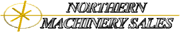 Logo, NORTHERN MACHINERY SALES, INC., Sheet Metal Machinery in Sutton, MA