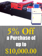 5% Off, Sheet Metal Machinery in Sutton, MA